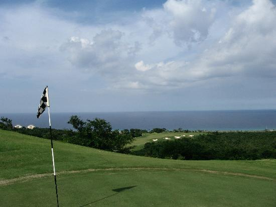 https://www.jamaica-reggae-music-vacation.com/Ritz-Carlton-Montego-Bay.html, 18-hole White Witch Golf Course, Montego Bay, Jamaica