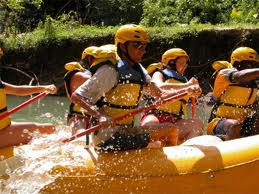 White Water Rafting, https://www.jamaica-reggae-music-vacation.com/Negril-Jamaica-Honeymoon.html