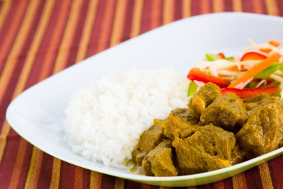 Curried Goat, Jamaican food recipes