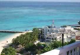 Doctor's Cave Beach Hotel, Montego Bay, http://www.jamaica-reggae-music-vacation.com/Montego-Bay-Hotels.html