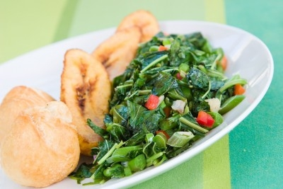 Callaloo, Food from Jamaica