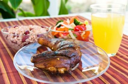 Jamaican Jerk Chicken, Jamaican food recipes