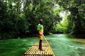 Rafting On The Martha Brae, http://www.jamaica-reggae-music-vacation.com/Montego-Bay-Tours.html