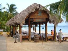 https://www.jamaica-reggae-music-vacation.com/Sandals-Negril-Jamaica.html, Barefoot By The Sea Restaurant, Sandals, Negril