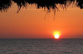 Sunset in Negril, http://www.jamaica-reggae-music-vacation.com/Negril-Jamaica-Vacation-Package.html