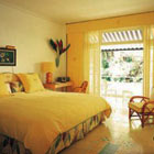 Bedroom suite at Couples Ocho Rios Tower Isle