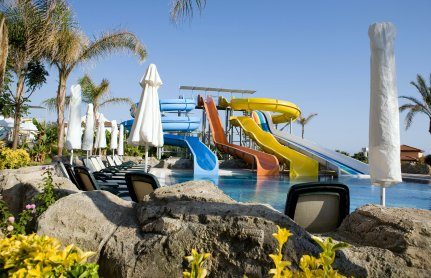 Waterslide, Negril, Jamaica