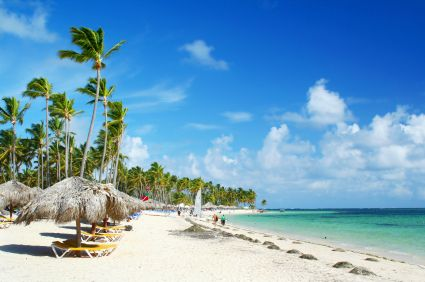 ,Beach in Jamaica