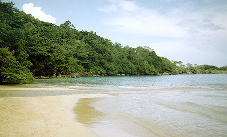 Boston Beach in Port Antonio, https://www.jamaica-reggae-music-vacation.com/Port-Antonio-Attractions.html