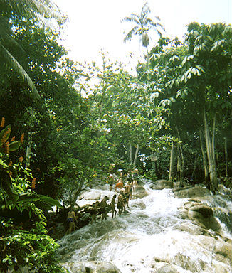 https://www.jamaica-reggae-music-vacation.com/Negril-Attractions.html, Mayfield Falls