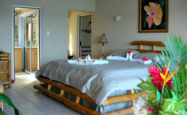 Port antonio villas for Bedroom designs in jamaica