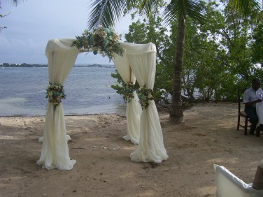 https://www.jamaica-reggae-music-vacation.com/Beach-Jamaica-Wedding.html, Beach Wedding