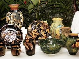 https://www.jamaica-reggae-music-vacation.com/jamaican-art.html, Jamaica Art and Pottery