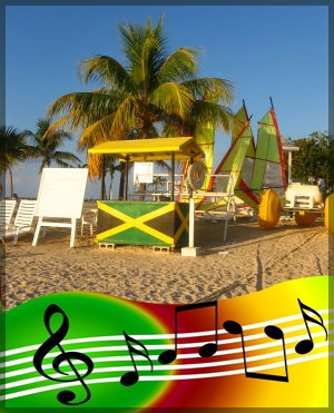 http://www.jamaica-reggae-music-vacation.com, Jamaican Flag,