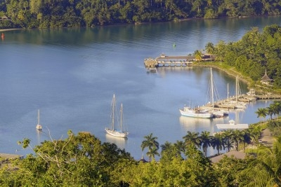 Port Antonio Marina, http://www.jamaica-reggae-music-vacation.com/Port-Antonio-Marina.html