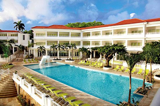 Suites andPool at Ocho Rios Tower Isle Resort