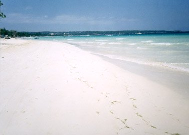 Long Bay Beach in Negril, http://www.jamaica-reggae-music-vacation.com/Negril-Attractions.html