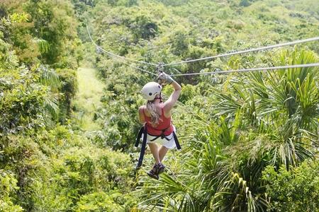 https://www.jamaica-reggae-music-vacation.com/Jamaica-Outdoor-Activities.html, zip line adventure in Jamaica